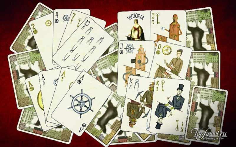 Козел. Самые известные карточные игры