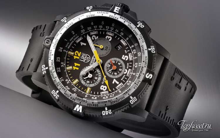 Luminox Recon Team Leader 8840 chronograph