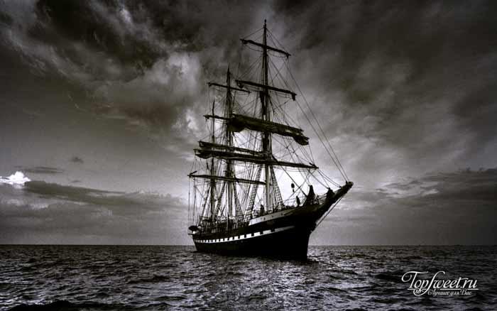 Мария Целеста. Корабли-призраки. ТОП-10 загадочных кораблей