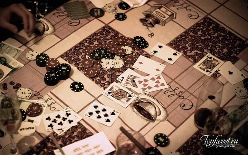 Покер. Топ-7 самых популярных карточных игр