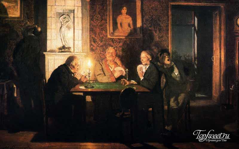 Игры карточные список