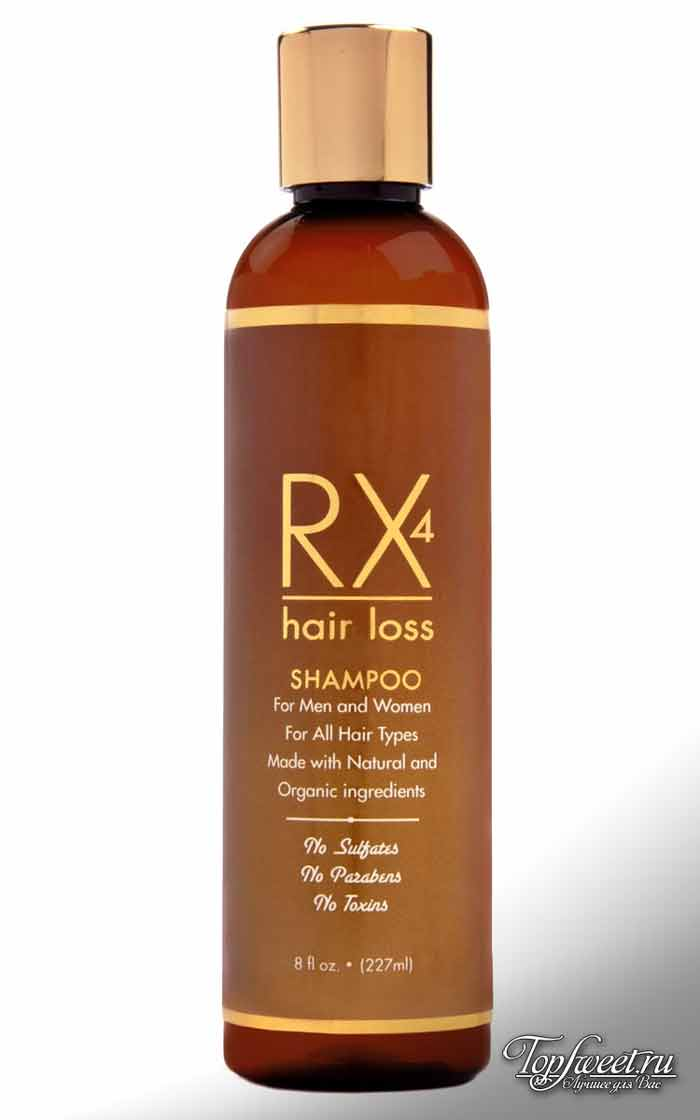 RX4 Hair Loss Shampoo
