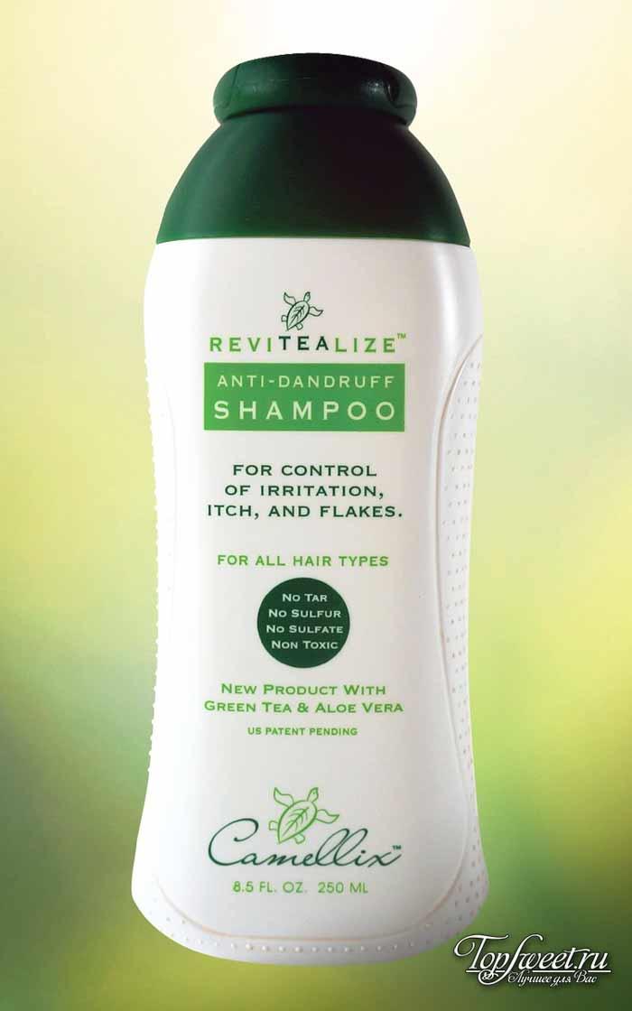 Revitealize Anti-dandruff Shampoo