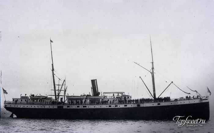СС Валенсия. Корабли-призраки. ТОП-10 загадочных кораблей