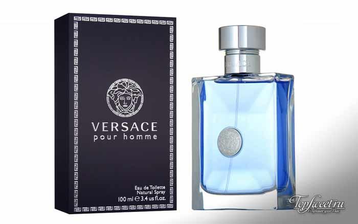Versace Pour Homme By Versace Eau-de-toilette Spray