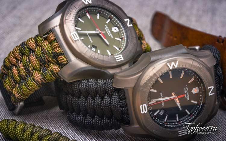 Victorinox Swiss Army I.N.O.X. Naimakka Limited Edition. ТОП-6 Лучшие модели часов в 2016 году