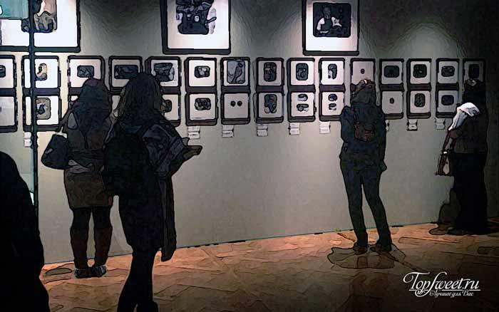 Выставка. ТОП-5 событий, которые стоит посетить в Питере этой весной