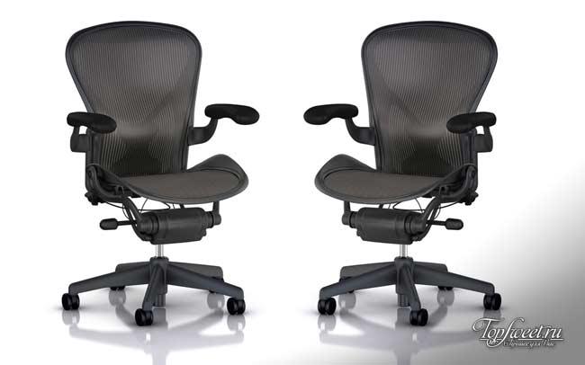 Aeron Task Chair by Herman Miller