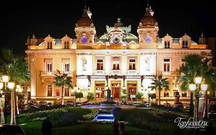 Casino de Monte Carlo. Лучшие казино в мире