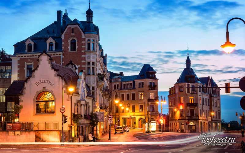 Дрезден. 10 лучших мест, которые стоит посетить в Германии