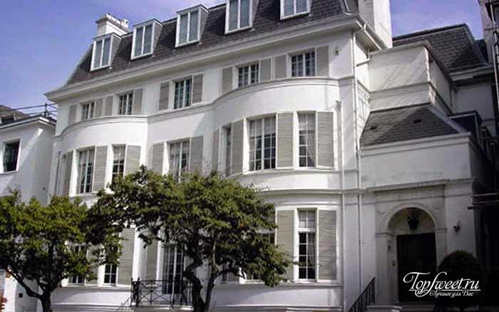 Elena Franchuk's Victorian Villa, Kensington, London