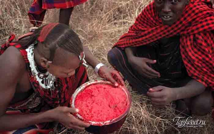 Кровь. ТОП-10 самых шокирующих ритуалов Африки