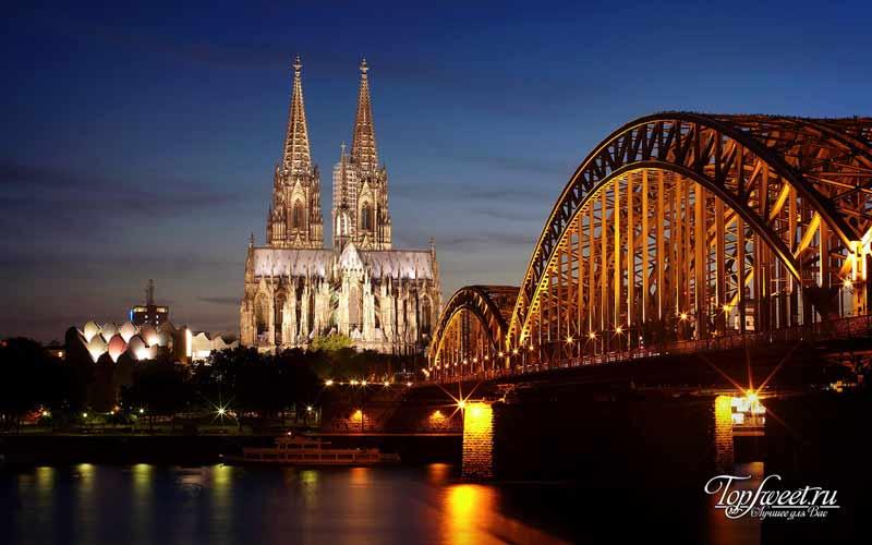Кёльн. 10 лучших мест, которые стоит посетить в Германии