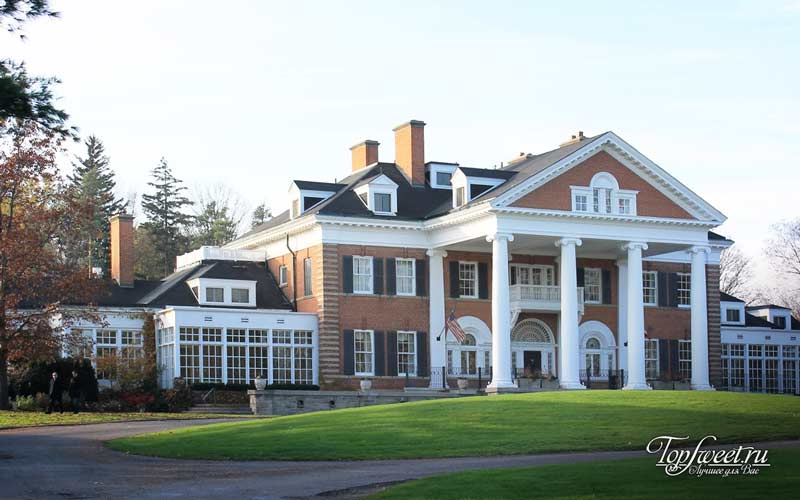 Langdon Hall Country House Hotel and Spa.