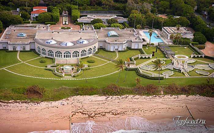 Maison de L'Amitie. Самые роскошные и дорогие дома в мире. ТОП-10