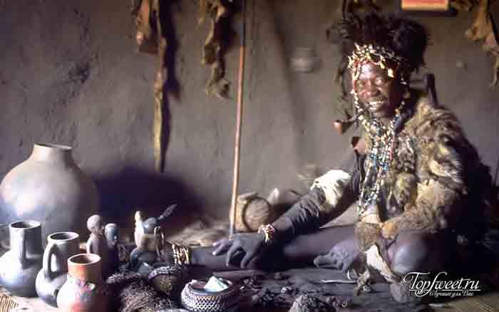 Медицина. ТОП-10 самых шокирующих ритуалов Африки