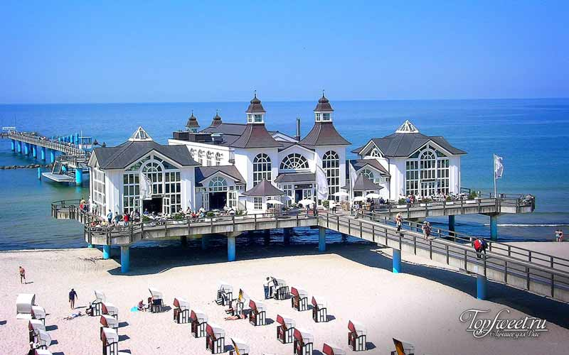 Остров Рюген. 10 лучших мест, которые стоит посетить в Германии