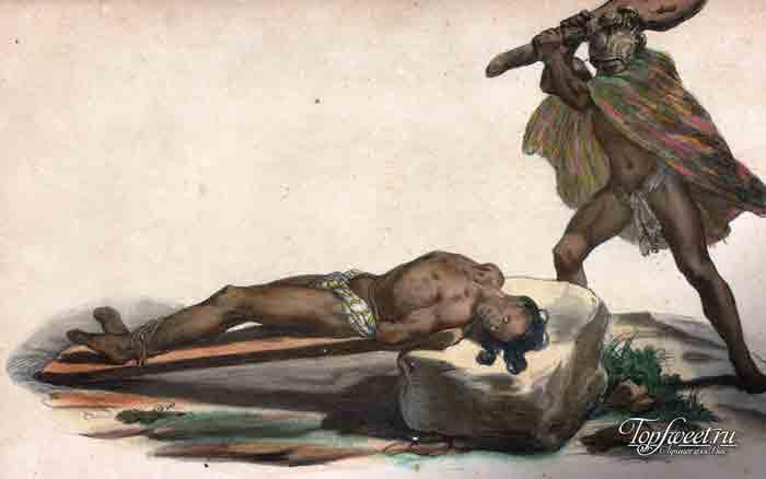Ритуал убийства. ТОП-10 самых шокирующих ритуалов Африки