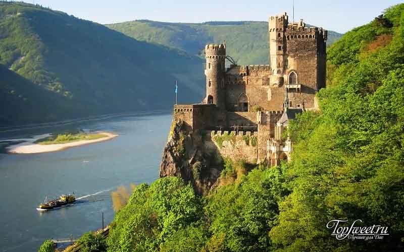 Романтический Рейн. 10 лучших мест, которые стоит посетить в Германии