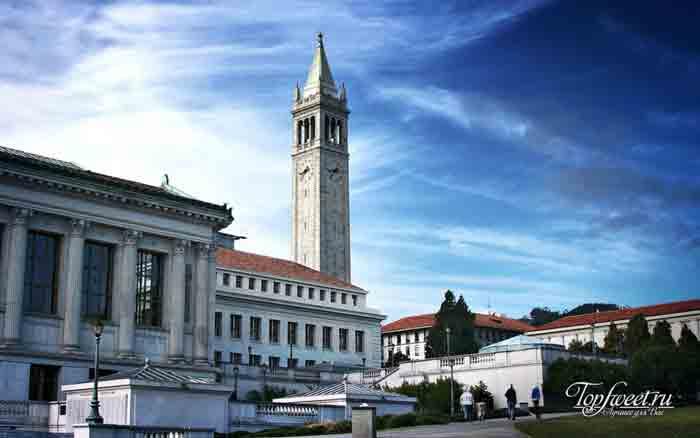University of California. Самые престижные университеты мира
