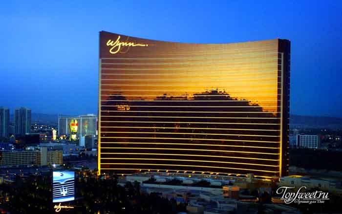 Wynn – Las Vegas. Лучшие казино в мире