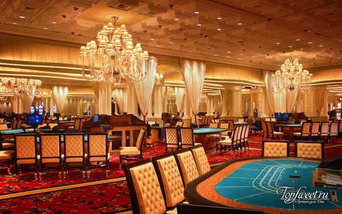 Wynn – Macau. Рейтинг лучших казино