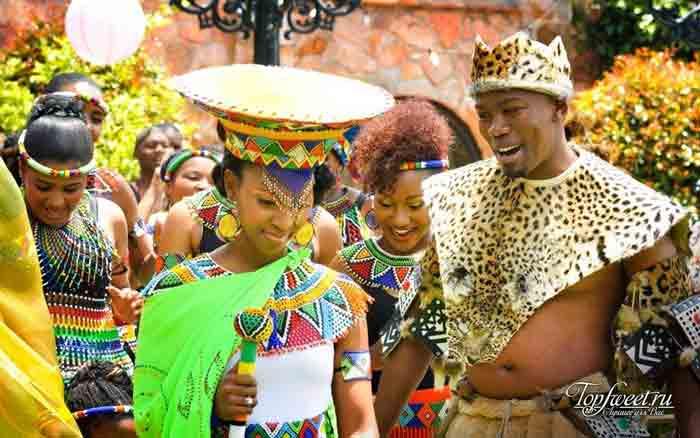 Жена по наследству. ТОП-10 самых шокирующих ритуалов Африки