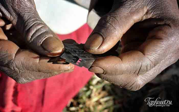 Женское обрезание. ТОП-10 самых шокирующих ритуалов Африки