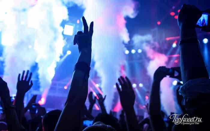 ТОП-10 лучших ночных клубов мира
