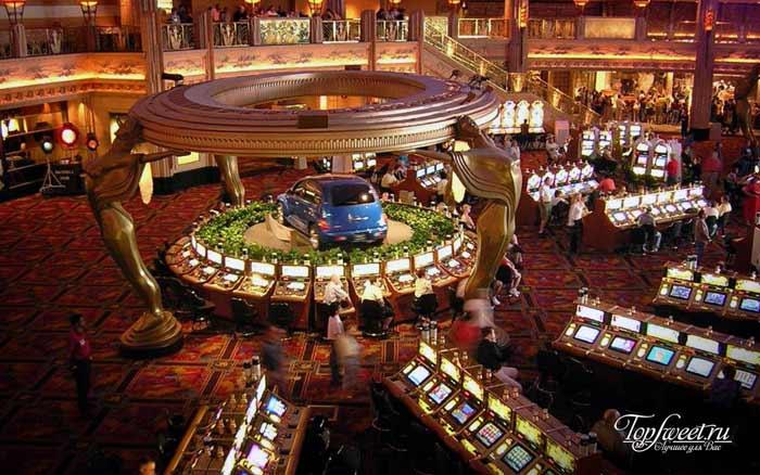 mgm grand casino las vegas. Лучшие казино мира