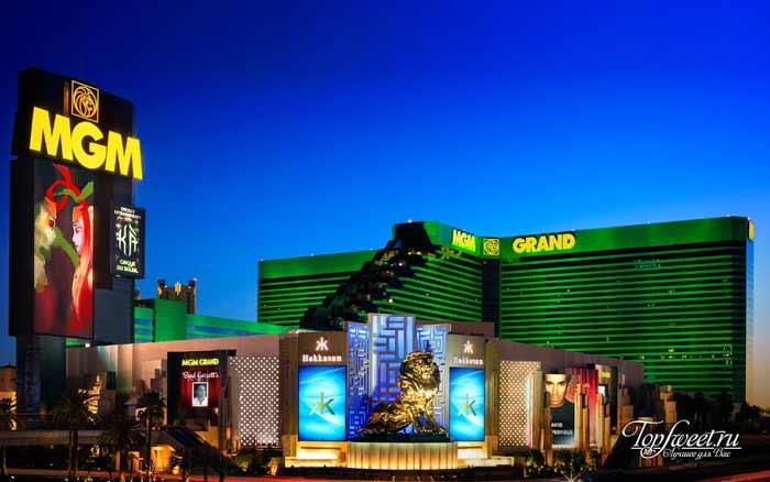 mgm grand casino las vegas. Лучшие казино в мире