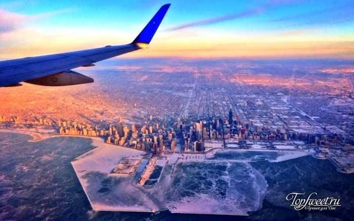 Чикаго. Самые красивые зимние города мира
