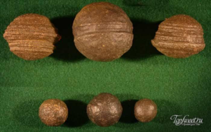 Клерксдорпские шары