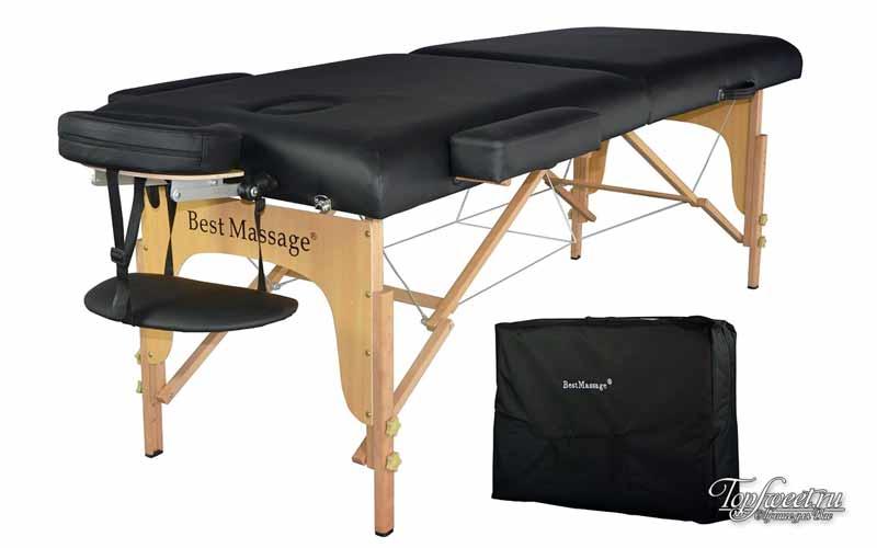 Лучший массажный стол «BLACK 77»
