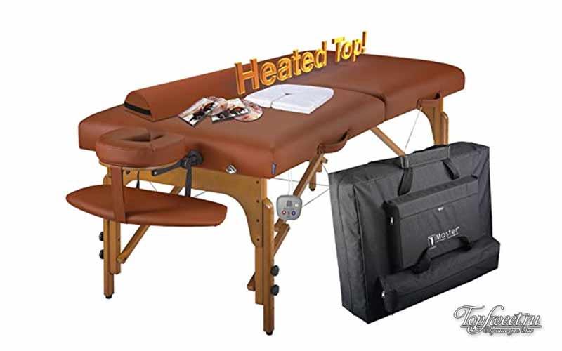 Переносной стол «MASTER MASSAGE». Топ-10 лучших массажных столов в 2016 году