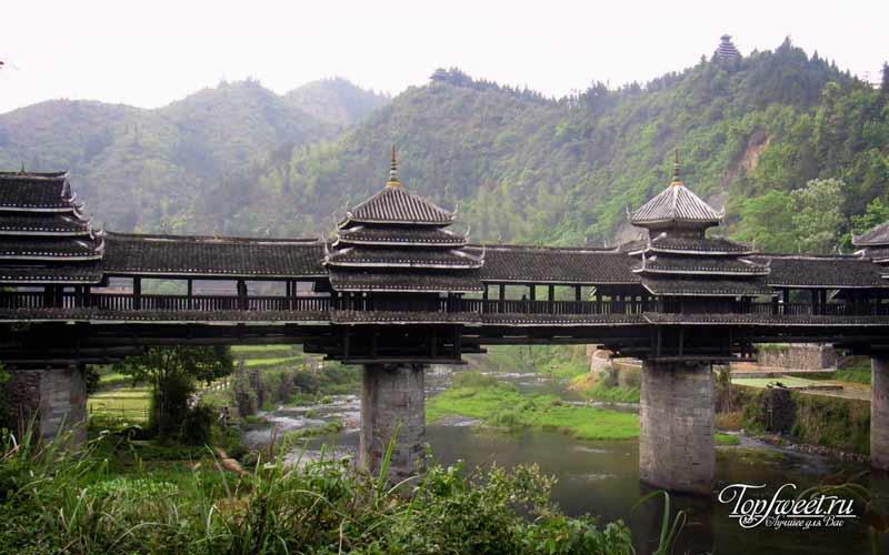 Мосты Дождя и Ветра