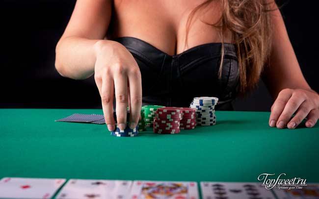 Покер. ТОП-10 самых популярных азартных игр в казино