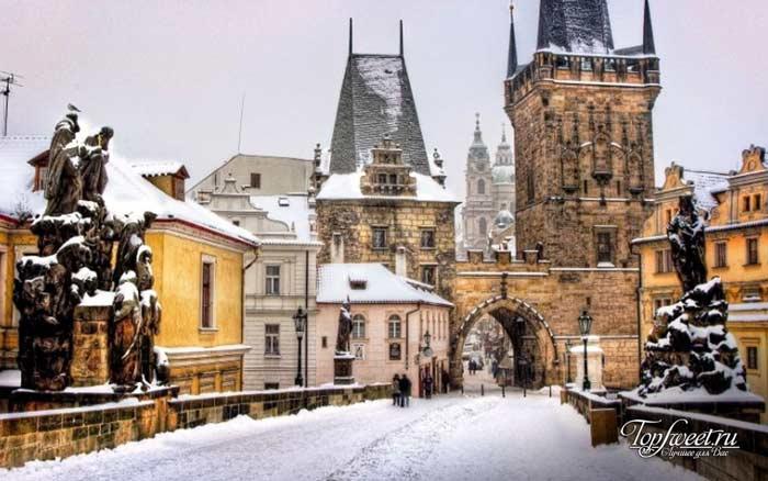 Прага. Куда поехать зимой
