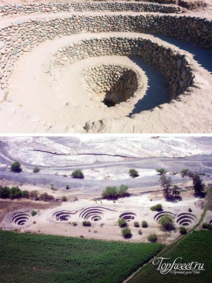 Пукиос в Перу. ТОП-10 разгаданных археологических загадок