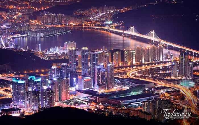 Пусан. Достопримечательности Южной Кореи