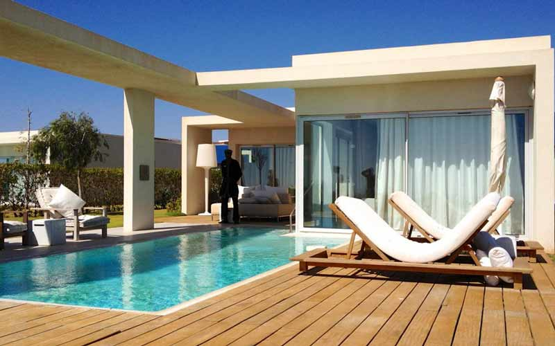 Sofitel Essaouira Mogador Golf & Spa. Отели от-кутюр