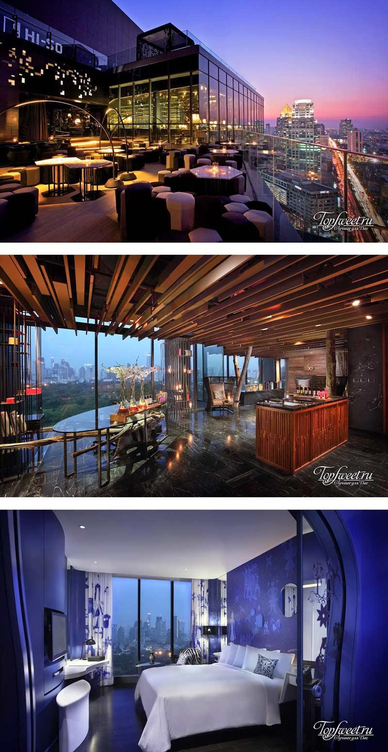 Sofitel So Bangkok. ТОП-5 интересных отелей от-кутюр