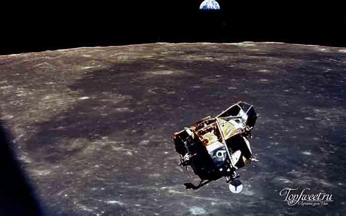 Спускаемый аппарат «Аполлон 10». Самые быстрые объекты, сделанные человеком
