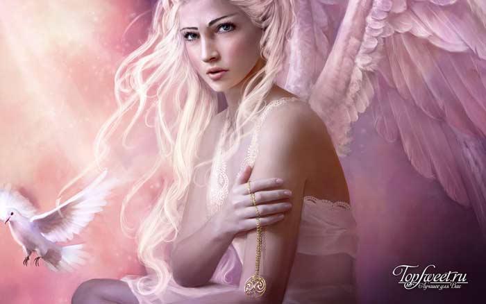Волосы ангела