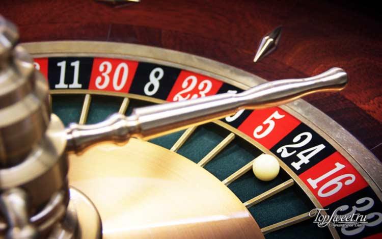 ТОП-20 фактов об игре в рулетку