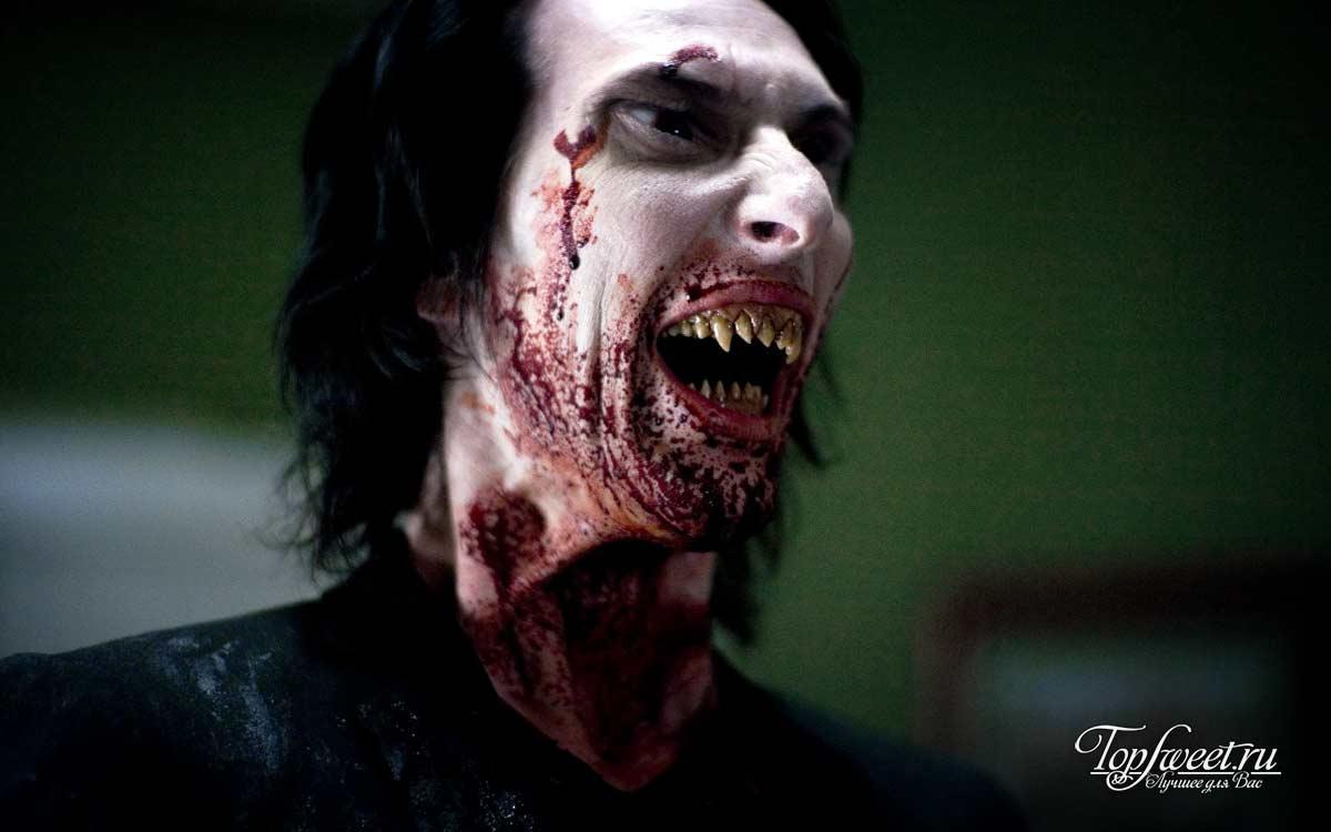 Топ самых сексуальных женщин вампиров