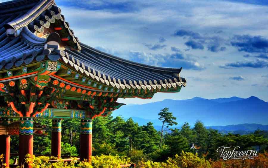 Исторический Сеул
