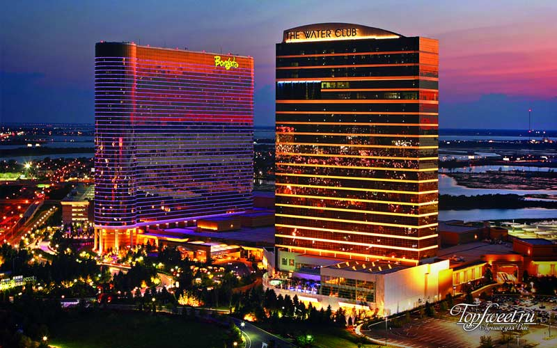 The Borgata Hotel, Casino & Spa