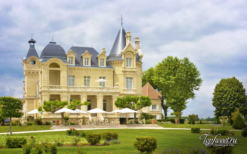 Chateau Grand Barrail