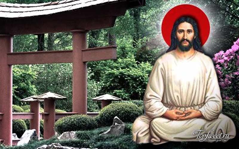 Иисус и Япония